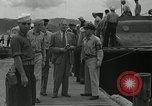 Image of Jack Benny Pacific Ocean, 1944, second 8 stock footage video 65675024947