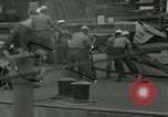 Image of USS Mississippi Pacific Ocean, 1944, second 1 stock footage video 65675024952