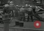 Image of USS Mississippi Pacific Ocean, 1944, second 2 stock footage video 65675024952