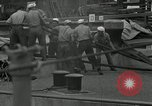 Image of USS Mississippi Pacific Ocean, 1944, second 3 stock footage video 65675024952