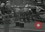 Image of USS Mississippi Pacific Ocean, 1944, second 5 stock footage video 65675024952