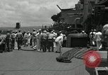 Image of USS Mississippi Pacific Ocean, 1944, second 7 stock footage video 65675024952