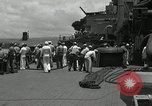 Image of USS Mississippi Pacific Ocean, 1944, second 10 stock footage video 65675024952