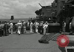Image of USS Mississippi Pacific Ocean, 1944, second 12 stock footage video 65675024952