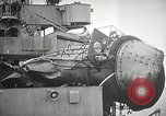 Image of USS Louisville Okinawa Ryukyu Islands, 1945, second 11 stock footage video 65675024954