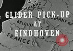 Image of Gliders Eindhoven Netherlands, 1944, second 1 stock footage video 65675024958