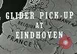 Image of Gliders Eindhoven Netherlands, 1944, second 3 stock footage video 65675024958