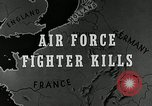Image of American 8th Air Force gun camera footage Holland Netherlands, 1944, second 5 stock footage video 65675024959