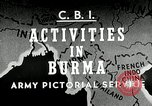 Image of Colonel Seagrave's medical unit Burma, 1944, second 1 stock footage video 65675024961