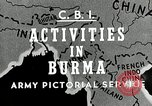 Image of Colonel Seagrave's medical unit Burma, 1944, second 3 stock footage video 65675024961