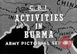 Image of Colonel Seagrave's medical unit Burma, 1944, second 6 stock footage video 65675024961