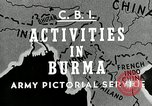 Image of Colonel Seagrave's medical unit Burma, 1944, second 7 stock footage video 65675024961