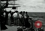 Image of USS Mississippi Philippines, 1945, second 2 stock footage video 65675024969