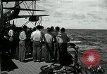 Image of USS Mississippi Philippines, 1945, second 5 stock footage video 65675024969