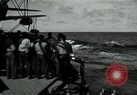 Image of USS Mississippi Philippines, 1945, second 7 stock footage video 65675024969