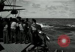 Image of USS Mississippi Philippines, 1945, second 8 stock footage video 65675024969
