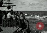 Image of USS Mississippi Philippines, 1945, second 10 stock footage video 65675024969