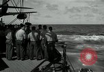 Image of USS Mississippi Philippines, 1945, second 12 stock footage video 65675024969