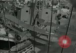 Image of bombarding Pacific Ocean, 1944, second 5 stock footage video 65675024983