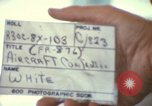 Image of aircraft controller Vietnam, 1967, second 4 stock footage video 65675025002