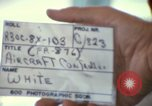 Image of aircraft controller Vietnam, 1967, second 6 stock footage video 65675025002