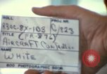 Image of aircraft controller Vietnam, 1967, second 7 stock footage video 65675025002