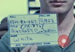 Image of aircraft controller Vietnam, 1967, second 4 stock footage video 65675025005