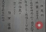 Image of Opening slates in Japanese Japan, 1933, second 9 stock footage video 65675025027