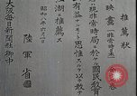 Image of Opening slates in Japanese Japan, 1933, second 10 stock footage video 65675025027