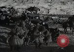 Image of Japanese troops huddled in trucks Manchuria, 1932, second 5 stock footage video 65675025064