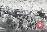 Image of Japanese troops huddled in trucks Manchuria, 1932, second 8 stock footage video 65675025064