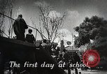 Image of extreme Nationalism in Japanese school Japan, 1945, second 1 stock footage video 65675025076