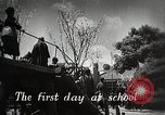 Image of extreme Nationalism in Japanese school Japan, 1945, second 2 stock footage video 65675025076