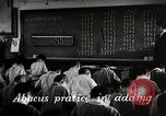 Image of Students learn Math Japan, 1945, second 3 stock footage video 65675025078
