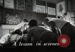 Image of Students doing assembly work Japan, 1945, second 3 stock footage video 65675025079