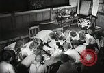 Image of Students doing assembly work Japan, 1945, second 10 stock footage video 65675025079
