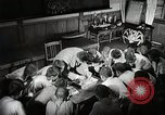 Image of Students doing assembly work Japan, 1945, second 12 stock footage video 65675025079