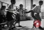 Image of Japanese Children playing sports Japan, 1944, second 5 stock footage video 65675025088