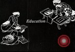 Image of Health and Education Japan, 1935, second 2 stock footage video 65675025127