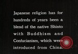 Image of Religion Japan, 1935, second 9 stock footage video 65675025130