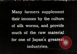 Image of Japanese Silk Industry Japan, 1935, second 1 stock footage video 65675025136