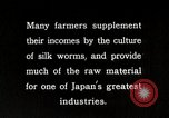Image of Japanese Silk Industry Japan, 1935, second 2 stock footage video 65675025136