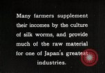 Image of Japanese Silk Industry Japan, 1935, second 4 stock footage video 65675025136
