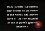 Image of Japanese Silk Industry Japan, 1935, second 6 stock footage video 65675025136