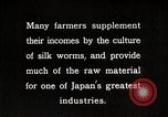 Image of Japanese Silk Industry Japan, 1935, second 7 stock footage video 65675025136