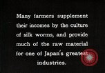 Image of Japanese Silk Industry Japan, 1935, second 8 stock footage video 65675025136