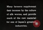 Image of Japanese Silk Industry Japan, 1935, second 12 stock footage video 65675025136
