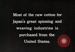 Image of Cotton Japan, 1935, second 9 stock footage video 65675025138