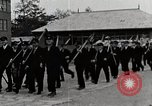 Image of Students Cleaning Ground Honshu Japan, 1935, second 3 stock footage video 65675025145