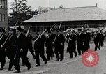 Image of Students Cleaning Ground Honshu Japan, 1935, second 4 stock footage video 65675025145